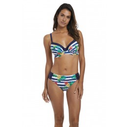 PORTO merevítős telikosaras bikini felső