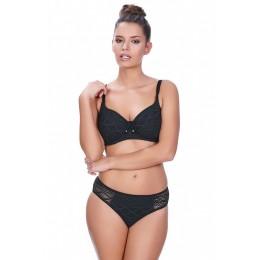 SUNDANCE merevítős szivacsos  bikini felső