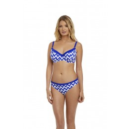 MAKING WAVES bikini alsó - kék