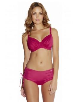 VERSAILLES állitható oldalú bikini alsó - rózsaszin