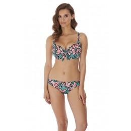 WATER MEADOW merevítős szivacsos bikini felső