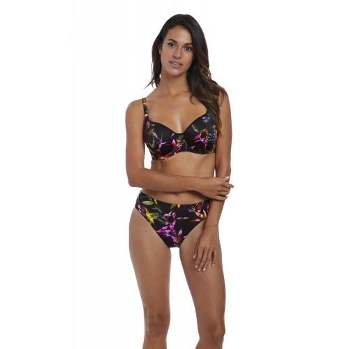 PALAWAN merevítős szivacsos bikini felső