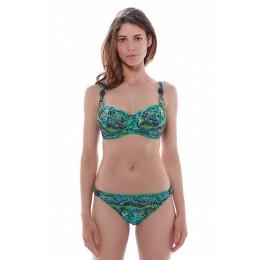 ARIZONA merevítős félkosaras bikini felső