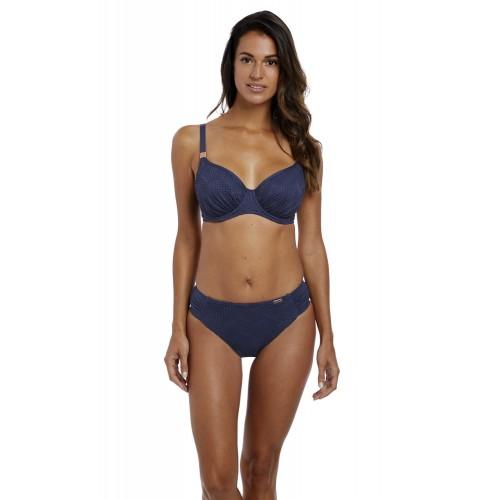 MARSEILLE merevítős telikosaras bikini felső - sötétkék