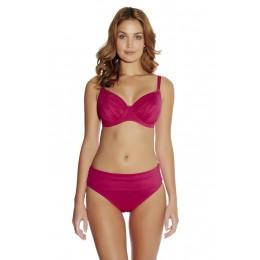 VERSAILLES - merevitős telikosaras bikini felső - rózsaszin