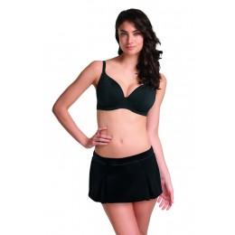 FEVER szoknyás bikini alsó -  fekete