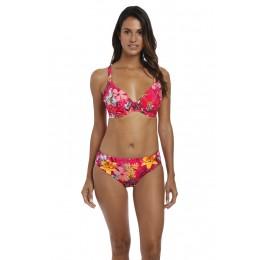 ANGUILLA mélykivágású bikini felső