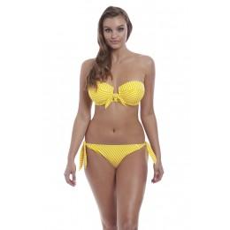 BEACH HUT oldalt kötős bikini alsó