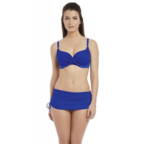 OTTAWA merevítős telikosaras bikini felső - kék