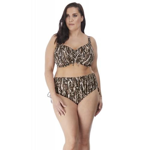 FIERCE merevítős középen állítható bikini felső