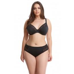 INDIE merevítős mélykivágású bikini felső