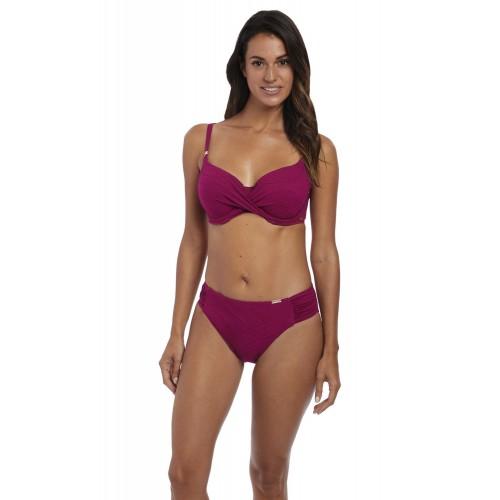 OTTAWA merevítős telikosaras bikini felső - eper