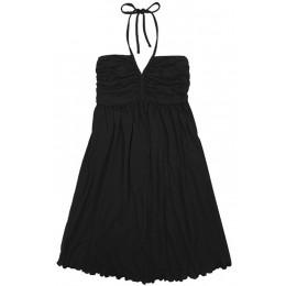 MALIBU strandruha - fekete
