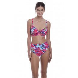 FIJI magasderekú bikini alsó - piros
