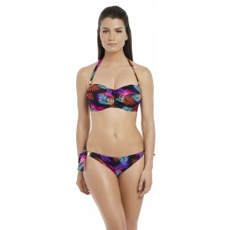 TALAMANCA oldalt kötős bikini alsó